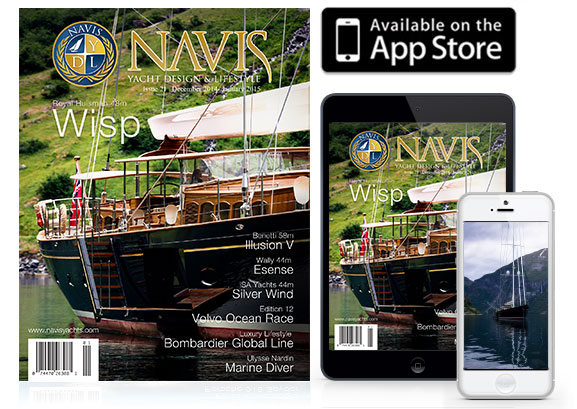 NAVIS Superyacht Magazine Issue 21