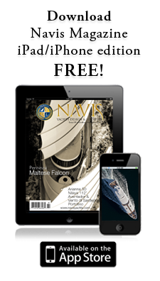 Superyacht magazine for the iPad