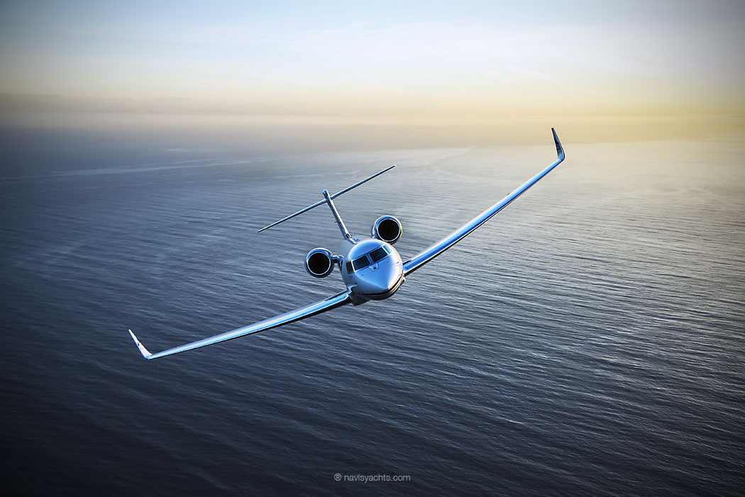 Private Jet Gulfstream G650ER
