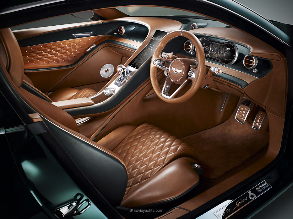 Supercar Bentley EXP10Speed6-3