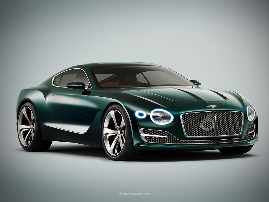 Supercar Bentley EXP10Speed6-4