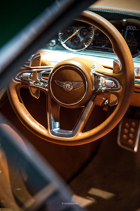 Supercar Bentley EXP10Speed6-5