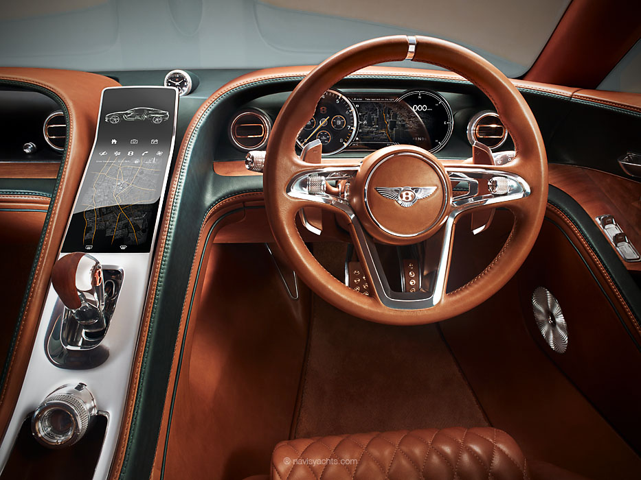Supercar Bentley EXP10Speed6-6