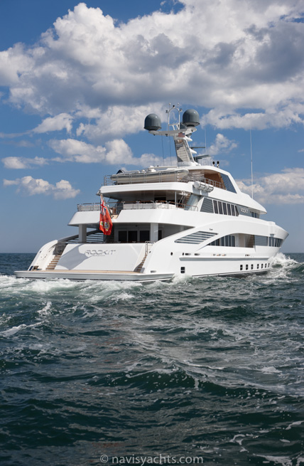 Feadship Superyacht Rockit-13