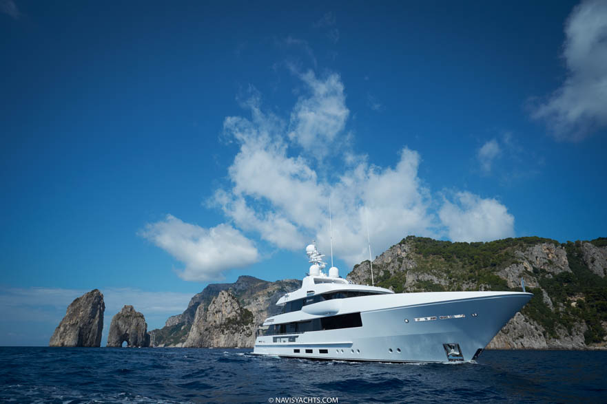 Feadship superyacht Moon Sand