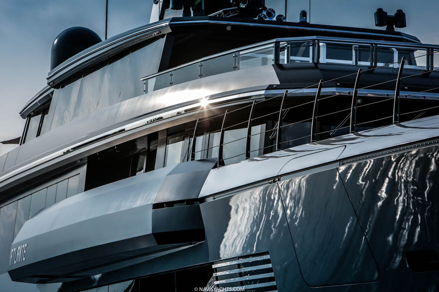 CRN Superyacht Atlante Review