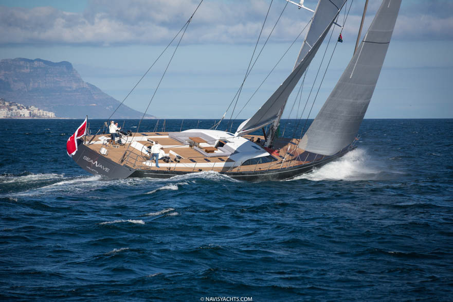 Southern Wind Superyacht Atlante