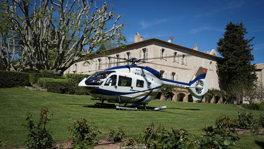 Airbus Helicopters H 145 Mercedes Benz Style Navis June
