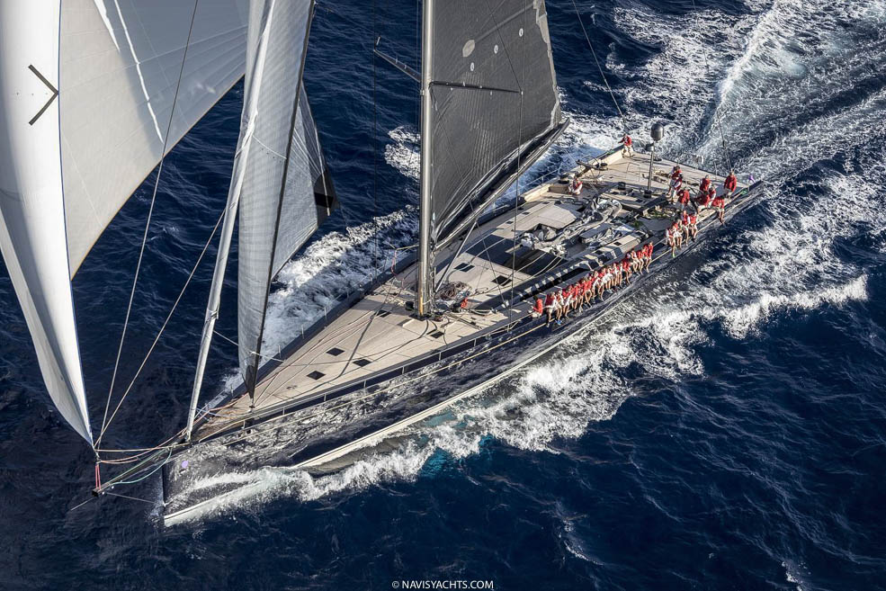 Baltic Yachts MySong L-10