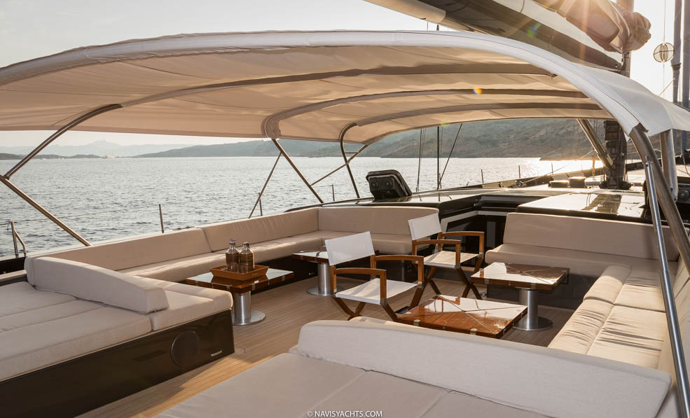 Baltic Yachts MySong L-3