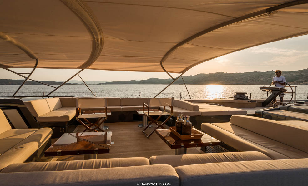 Baltic Yachts MySong L-4