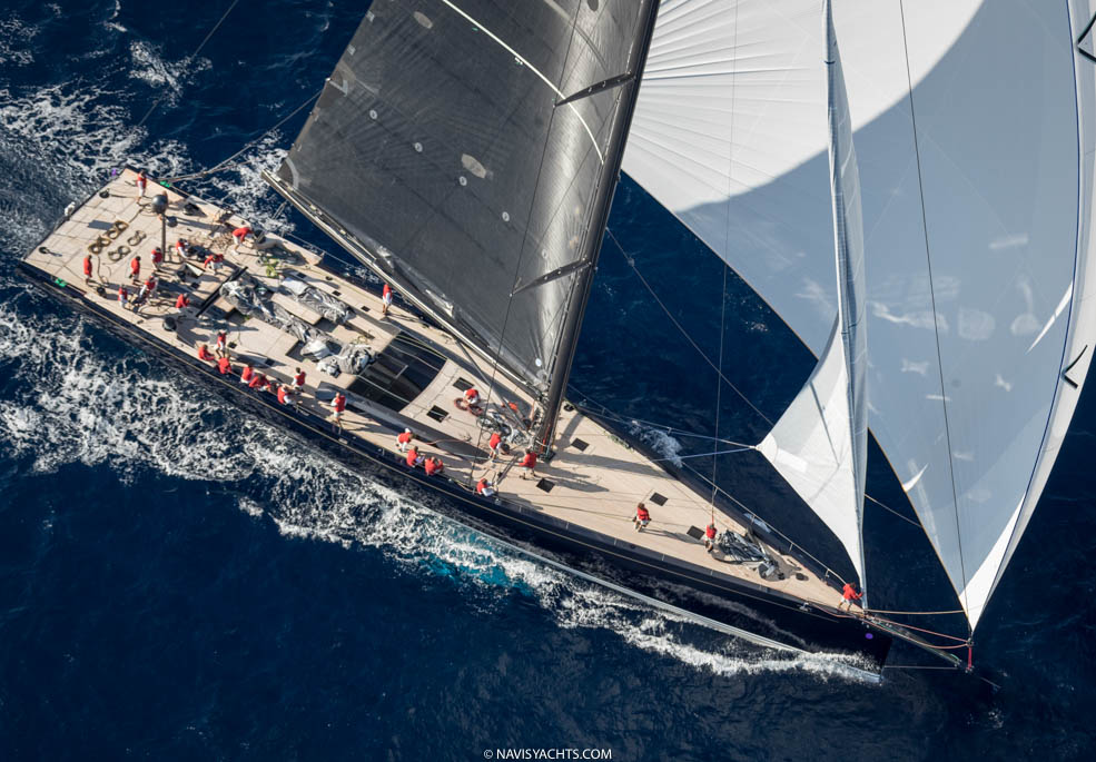 Baltic Yachts MySong L-8