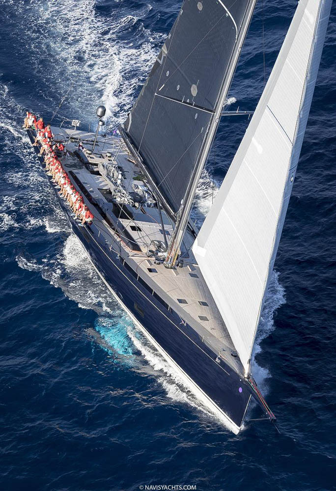 Baltic Yachts MySong L-9