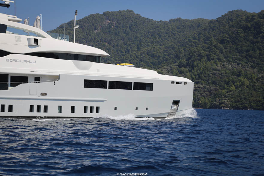Bilgin Superyacht Giaola-Lu Review