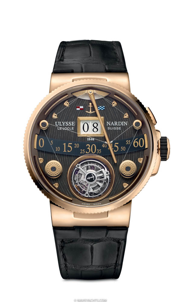 Ulisse Nardin Grand Deck-L-1