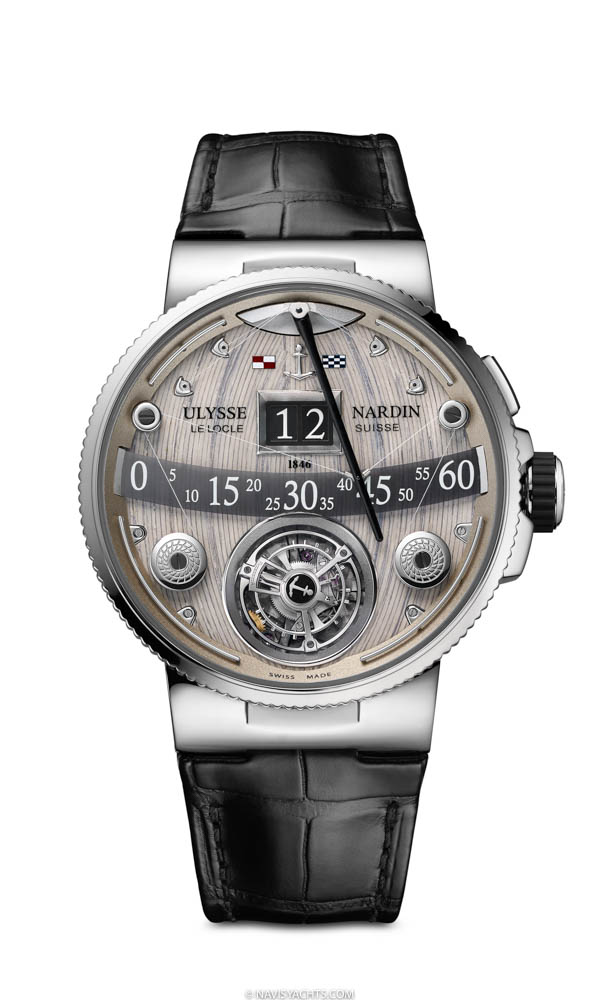 Ulisse Nardin Grand Deck-L-2
