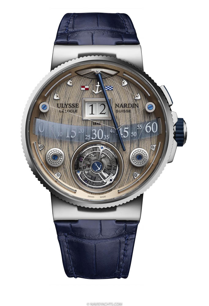 Ulisse Nardin Grand Deck-L-3