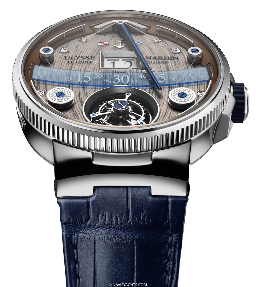 Ulisse Nardin Grand Deck-L-4