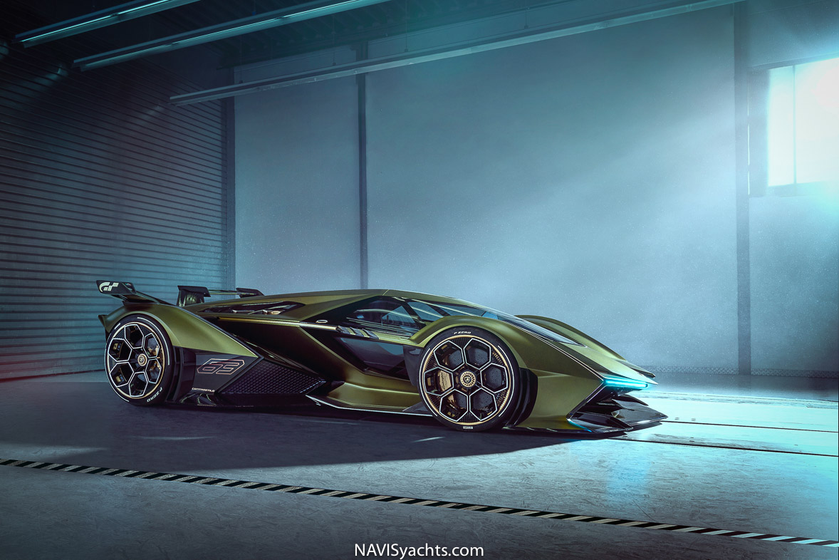 Lamborghini Vision Granturismo Price