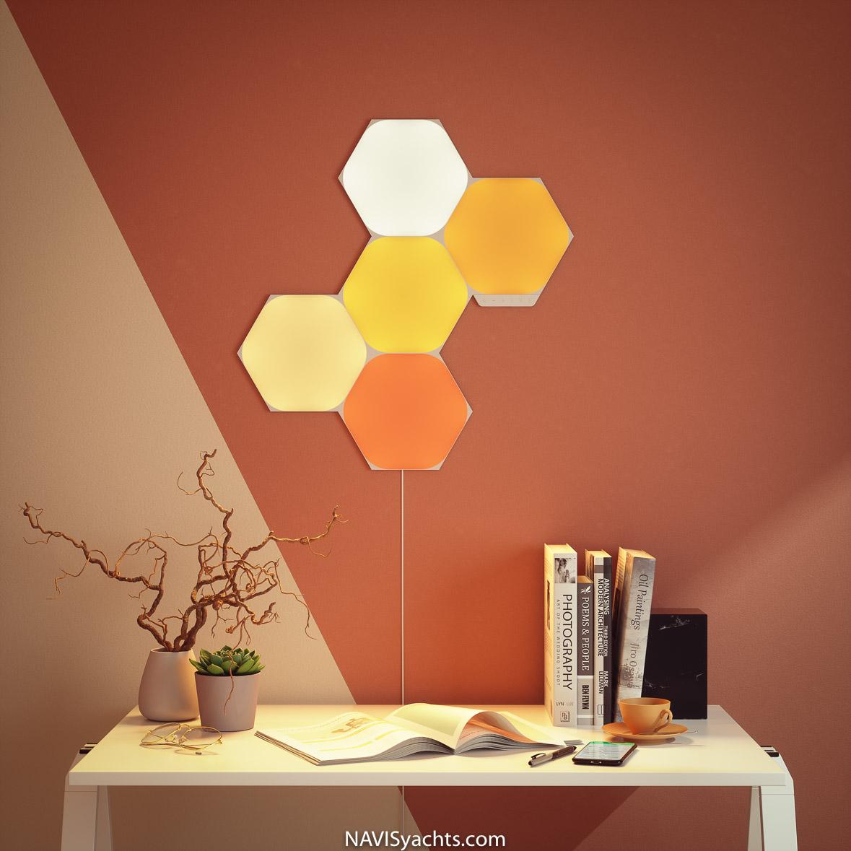 Nanoleaf Shapes Hexagons Price