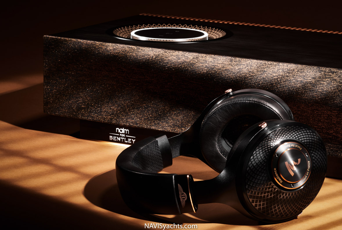 Focal and Naim Audio for Bentley Price
