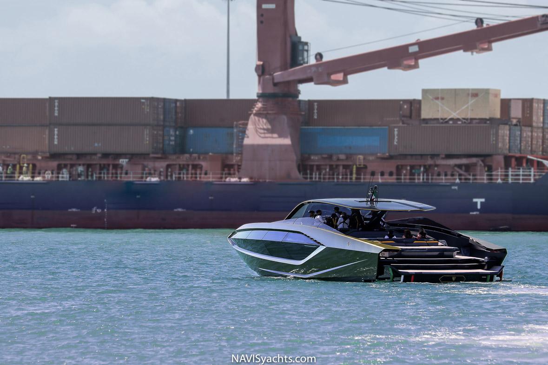 Lamborghini yacht Price