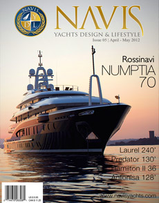 Navis Luxury Yachts Issue 5