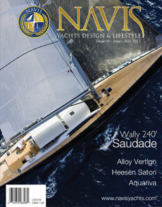 Navis Luxury Yachts Issue 6