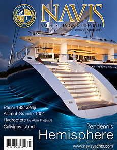 Navis Mega Yacht Magazine Issue 10
