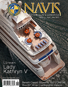 Navis Mega Yacht Magazine Issue 11