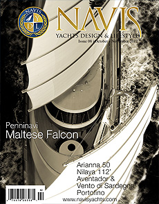 Navis Luxury Yacht Magazine issue #8
