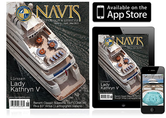 Navis Yachts April / May 2013