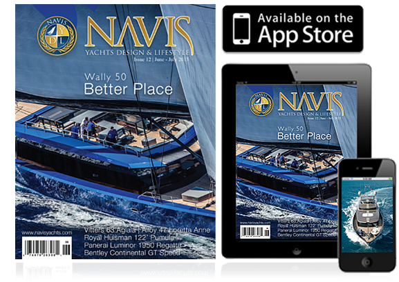 Navis Luxury Yachts June July 2013
