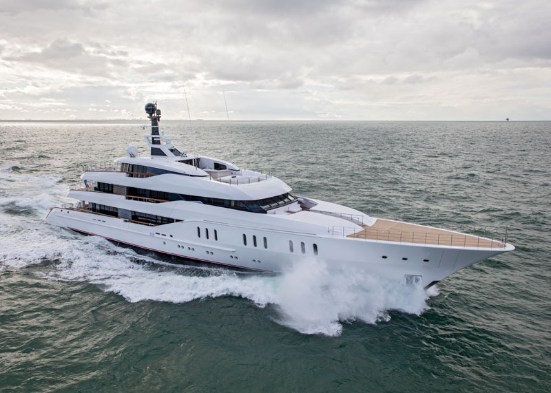 Feadship 66m Vanish superyachts