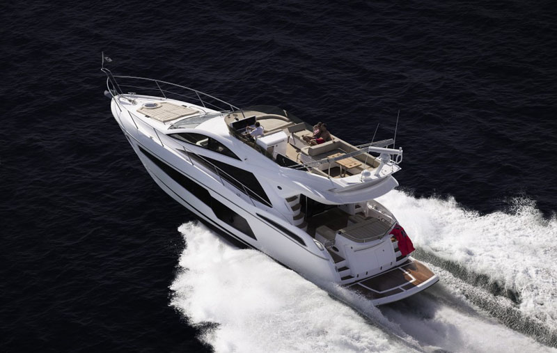 Sunseeker Boats for sale Miami - Manhattan 55