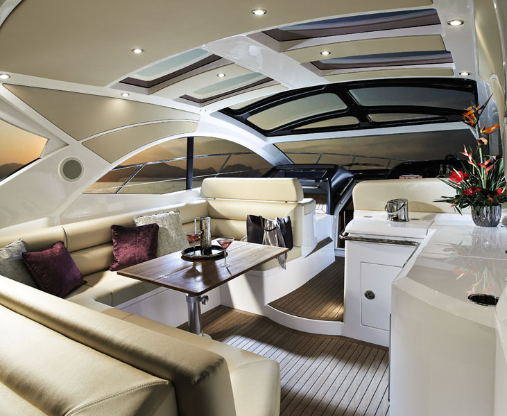 Boats for sale Miami - Sunseeker San Remo Deck