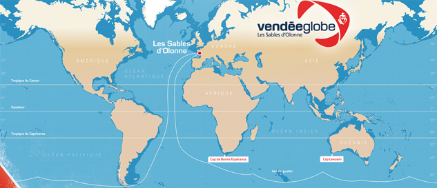 The Vandée Globe race
