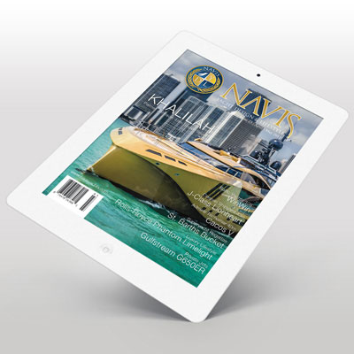 NAVIS subscripcion for ipad
