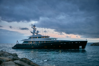 Feadship Superyacht Kiss