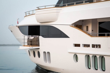 Gulf Craft superyacht Majesty 155