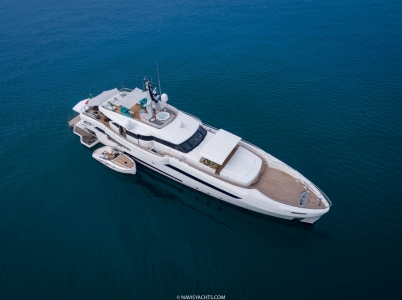 Wider Superyacht Genesi