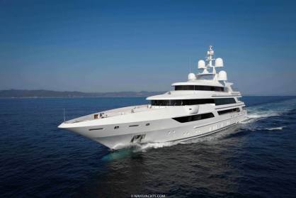 Benetti FB264 Superyacht Review
