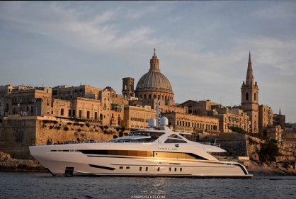 Heesen Superyahct Amore Mio Review